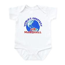 World's Greatest Air M.. (E) Infant Bodysuit