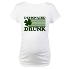 Designated Drinker (retro) Shirt