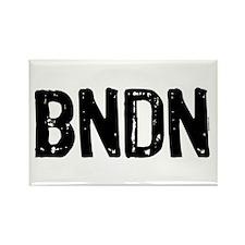 BNDN Rectangle Magnet