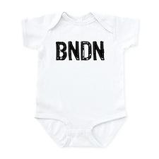 BNDN Infant Bodysuit