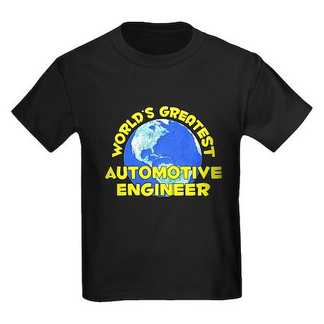World's Greatest Autom.. (D) Kids Dark T-Shirt