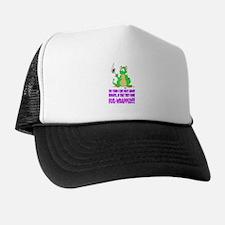 Well-Done Trucker Hat