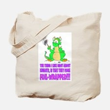 Well-Done Tote Bag