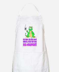 Well-Done BBQ Apron