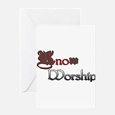 Anti jews for jesus Greeting Card
