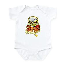 Dynamite Skull Infant Creeper