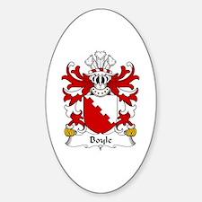Boyle (Herefordshire, m. Hywel Gwyn) Decal