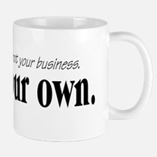 KNOW YOUR OWN Mug