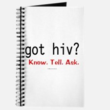 GOT HIV? Journal