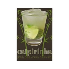 Caipirinha Rectangle Magnet
