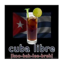 Cuba Libre Tile Coaster
