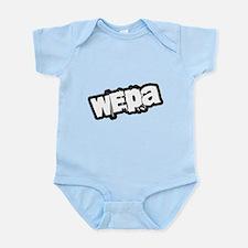 Wepa! Grunge Infant Bodysuit