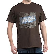 Wepa! Grunge Brown T-Shirt