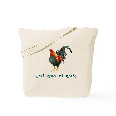El Gallo Tote Bag