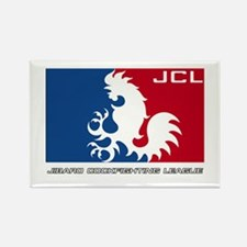 JCL Official Logo Rectangle Magnet
