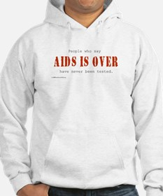 AIDS IS OVER Hoodie