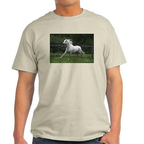 Andalusian Ash Grey T-Shirt