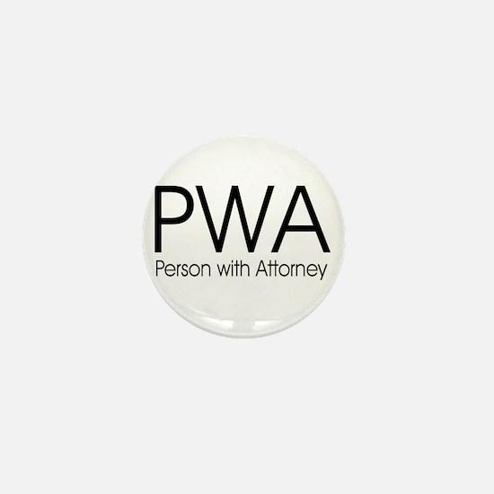 PWA Mini Button