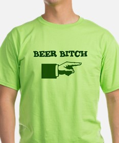 I'm With Beer Bitch T-Shirt