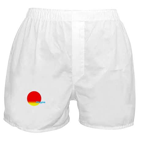 Shayne Boxer Shorts