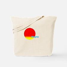 Shayna Tote Bag
