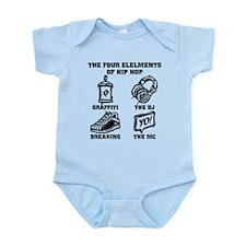 Four Elements Infant Bodysuit