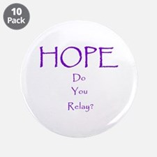 "My Hope 3.5"" Button (10 pack)"