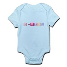 B-Girl Infant Bodysuit