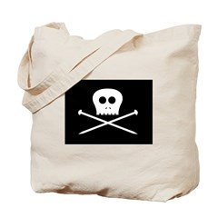 Craft Pirate Needles Tote Bag