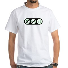 No Food, No Sleep, Just Beer Shirt