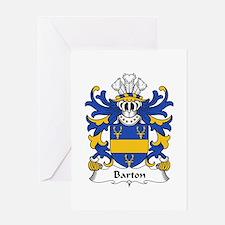 Barton Greeting Card