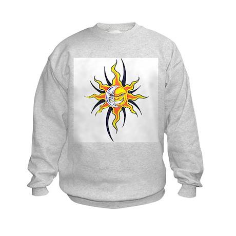 Sun and Moon Kids Sweatshirt