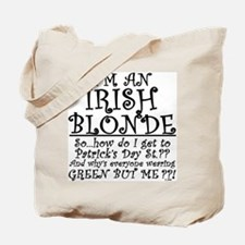 IRISH BLONDE Tote Bag