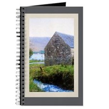 Stone House by River Journal