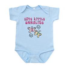 Cute Little Annalise Infant Bodysuit