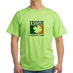 Irish Drinking Team (pro) T-Shirt