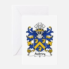 Aubrey (of Breconshire) Greeting Card