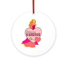 Princess Cadence Ornament (Round)