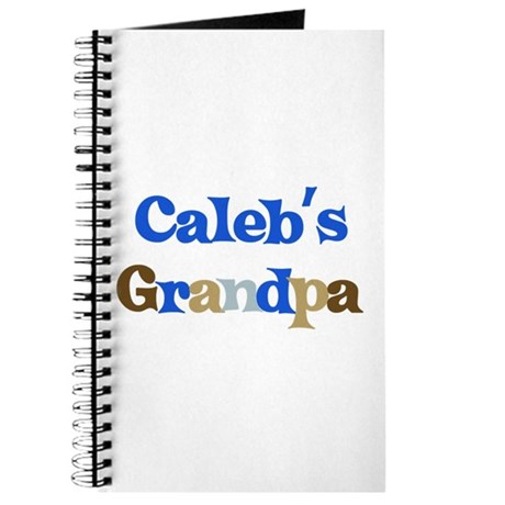 Caleb's Grandpa Journal