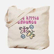 Cute Little Cadence Tote Bag