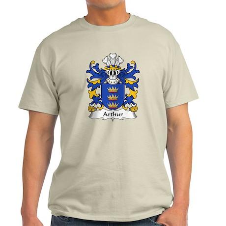 Arthur II (ab uthr pendragon-King Arthur) Light T-