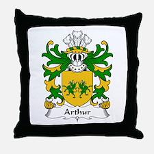 Arthur I (ab uthr pendragon-King Arthur) Throw Pil