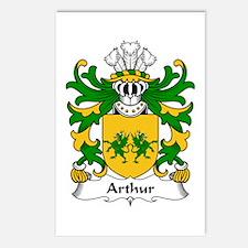 Arthur I (ab uthr pendragon-King Arthur) Postcards