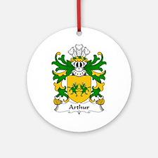 Arthur I (ab uthr pendragon-King Arthur) Ornament
