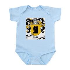 Abel Family Crest Infant Creeper