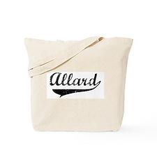 Allard (vintage) Tote Bag
