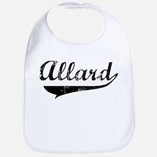 Allard (vintage) Bib