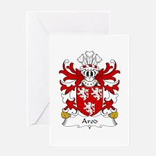 Arod (ap Owain ab Edwin ap Gronwy) Greeting Card