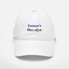 Connor's Grandpa Baseball Baseball Cap