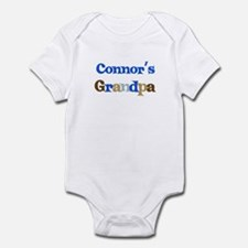 Connor's Grandpa Infant Bodysuit